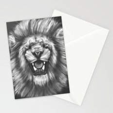 Courageous (Original drawing) Stationery Cards