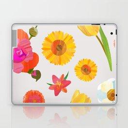 My Favorite Flowers Laptop & iPad Skin