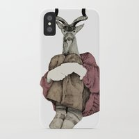 john iPhone & iPod Cases featuring John by Emily Shaw
