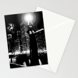Millenium Mile Stationery Cards