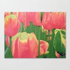Tulip Tantrum Canvas Print