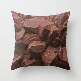 Ferrous Quartz Throw Pillow
