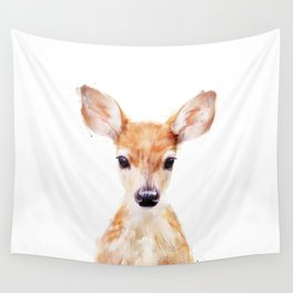 Little Deer Wall Tapestry