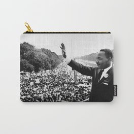 Remembering Martin Luther King Carry-All Pouch