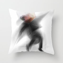 9/8 Throw Pillow