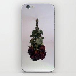 Hanging Roses iPhone Skin
