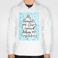tfios Hoodies featuring TFIOS by IndigoEleven