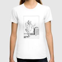 Dancing at Dusk T-shirt