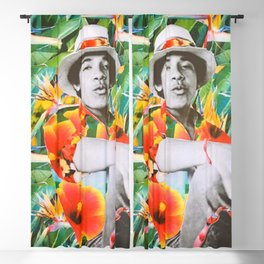 Too Tropical for America Blackout Curtain