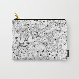 Les Chiens Carry-All Pouch