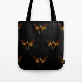 Death's Head HawkMoth Tote Bag