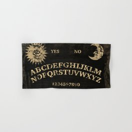 Ouija Hand & Bath Towel