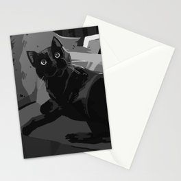 Ciaran the Cat Stationery Cards
