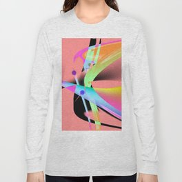 Down in Summer Long Sleeve T-shirt
