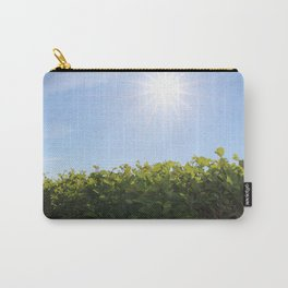 Summer Photos, Nature Photography, fine art gifts, Landscape Photo, sunshine photo Carry-All Pouch