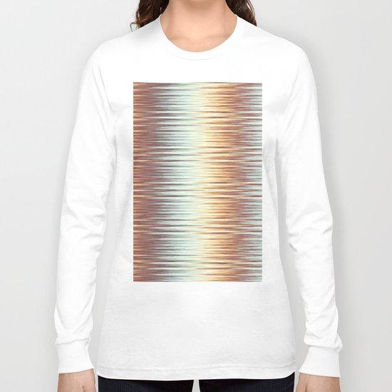 Abstract 389 Long Sleeve T-shirt