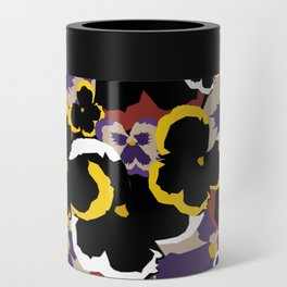 Pansy Love Can Cooler