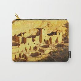 Cliff Palace at Mesa Verde Carry-All Pouch