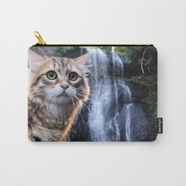 Bobby Joe <3 Waterfalls Carry-All Pouch