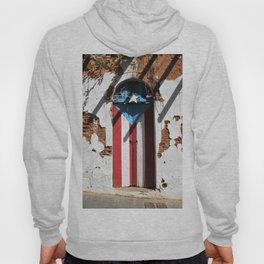 Puerto Rico Flag Hoody