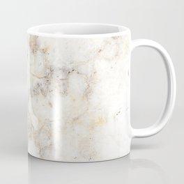 Marble Natural Stone Grey Veining Quartz Coffee Mug