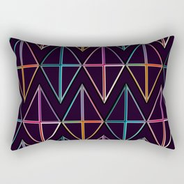 GEO BG#3 Rectangular Pillow