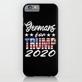 Trump iPhone Case