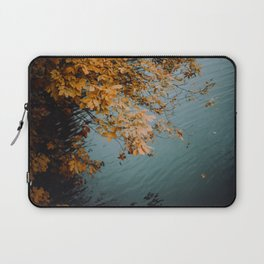 Autumn Copper + Teal Laptop Sleeve