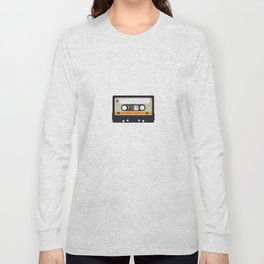 K7 cassette 8 90 Long Sleeve T-shirt