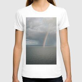Rainbow I - Landscape and Nature Photography T-shirt