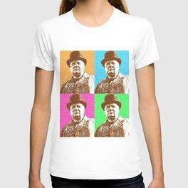 Scrabble Winston Churchill x 4 T-shirt