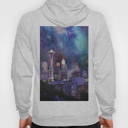 Spacey Seattle Hoody