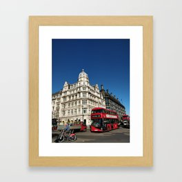 Central London Framed Art Print