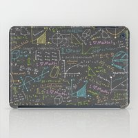 math iPad Cases featuring Math Lessons by robyriker