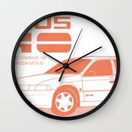 SHO Wall Clock
