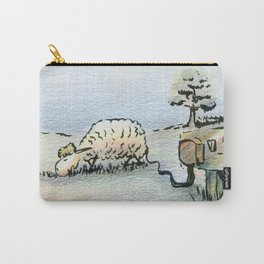 Electric Sheep Carry-All Pouch