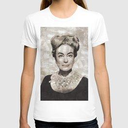 Joan Crawford, Vintage Actress T-shirt