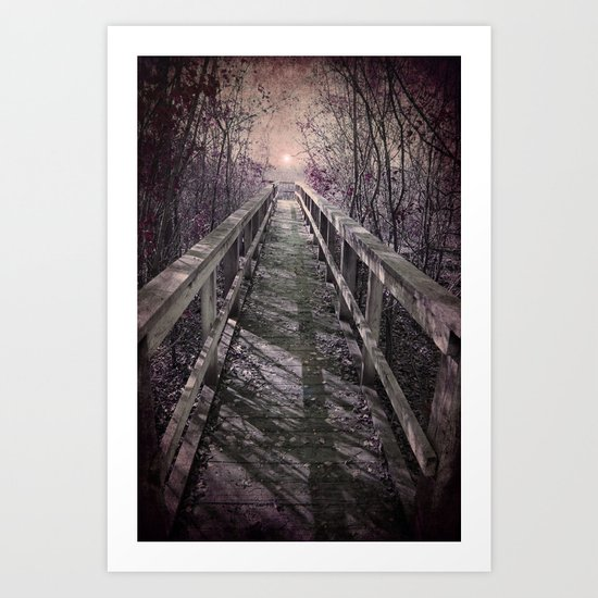 Poems Art Print
