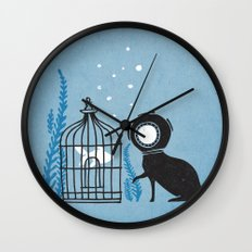 We can be friends Wall Clock