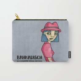 BahKadisc Girl Carry-All Pouch
