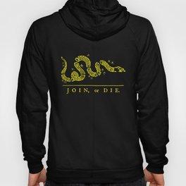 1754 Join or Die Snake Hoody
