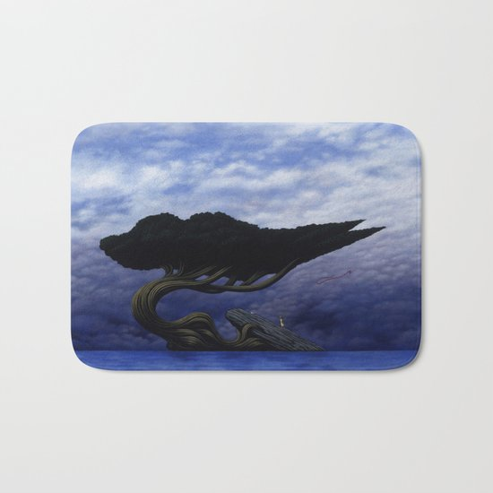 Angles of Transference Bath Mat