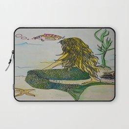 The Mermaid Laptop Sleeve