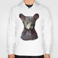 russian Hoodies featuring Little Bear by Amy Hamilton