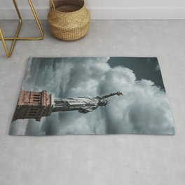Statue Of Liberty New York Rug