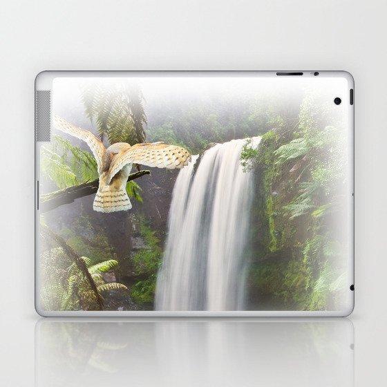 Woodland Falls Laptop & iPad Skin