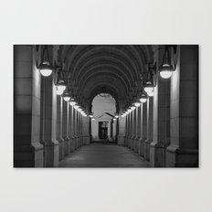 US Postal Museum Corridor Canvas Print