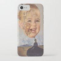 salvador dali iPhone & iPod Cases featuring Salvador Dali by Raven Ellis