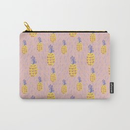 Pineapple Memphis #pineapple #pink Carry-All Pouch