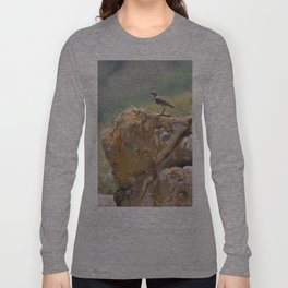 Cape Wagtail Long Sleeve T-shirt
